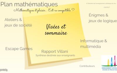 Mathématiques et plaisir… Est-ce compatible ?