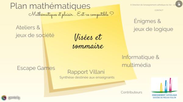 Mathématiques et plaisir... Est-ce compatible ?