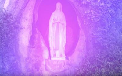 Pélé des jeunes à Lourdes